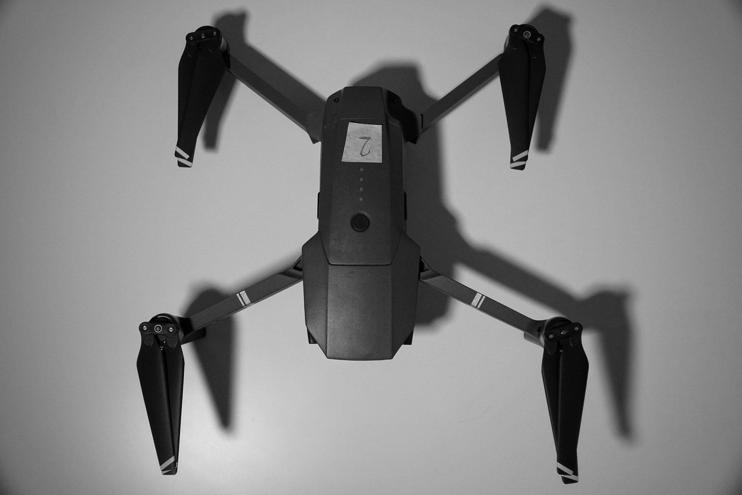 DJI Mavic Pro - Professional Drone -