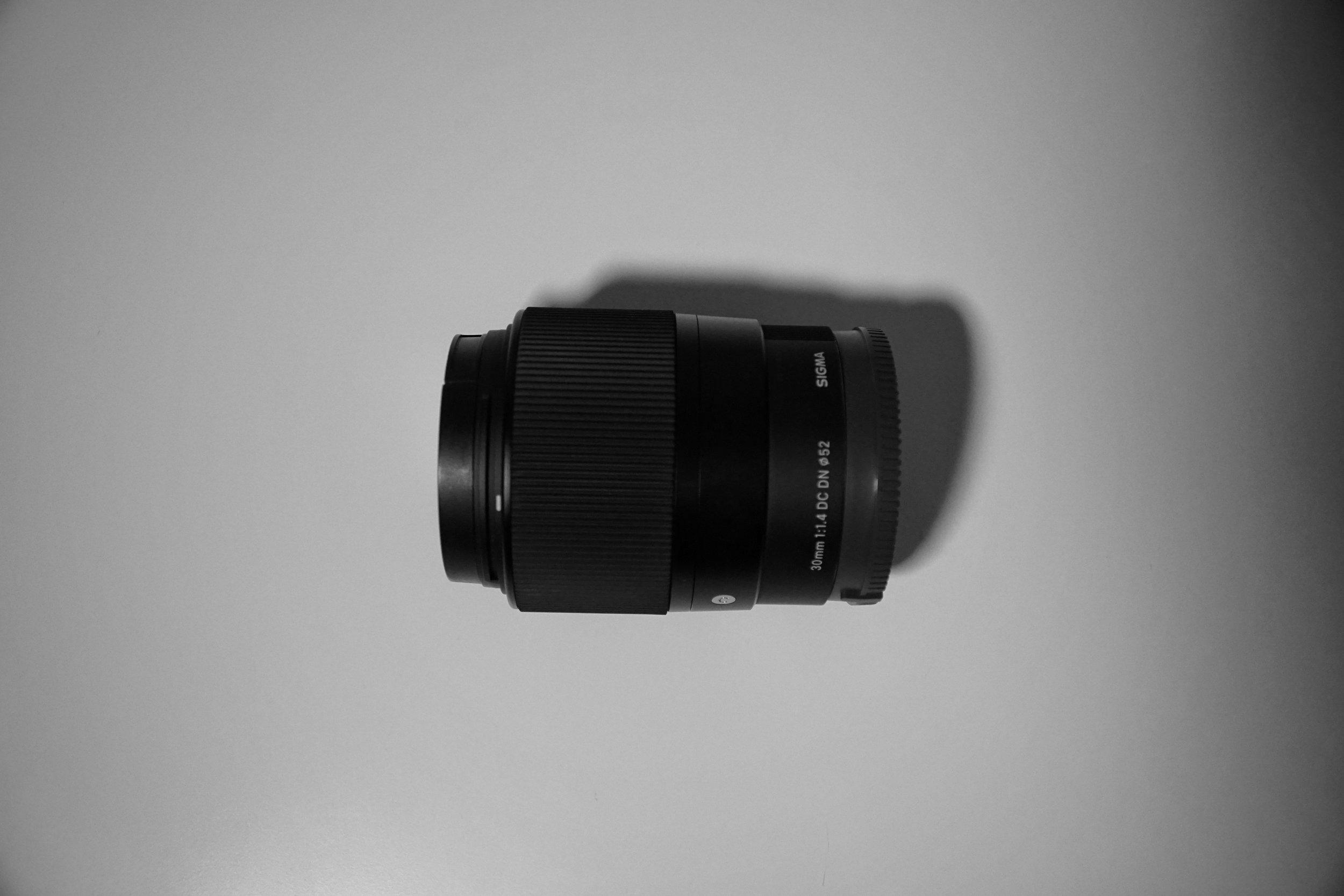 Sigma 30mm f1.4 - Portrait Lens -