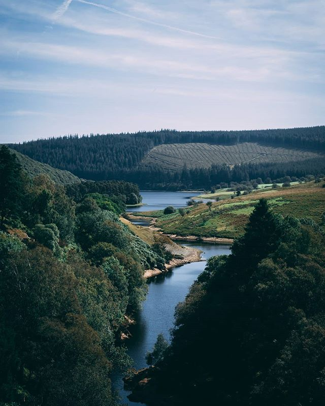 Wales 👌 The view from Craig Goch Dam . . . . . #wales #craiggoch #travel #roadtrip #adventure #landscapephotography