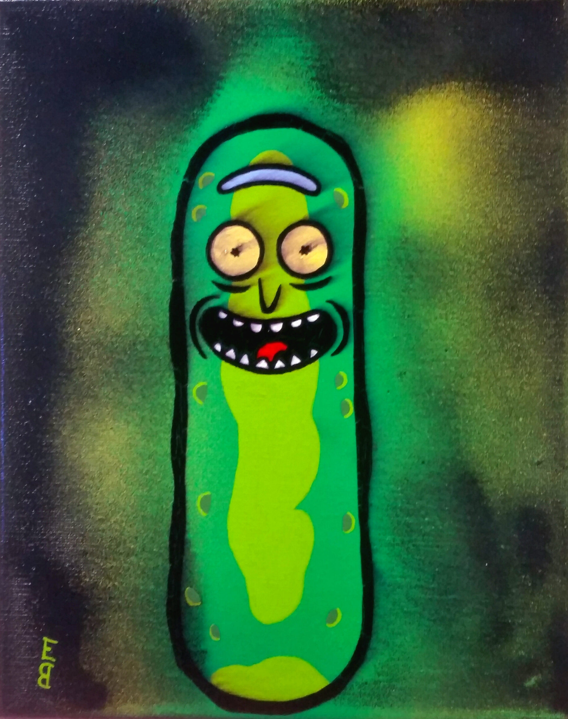 Pickle RIIICK!