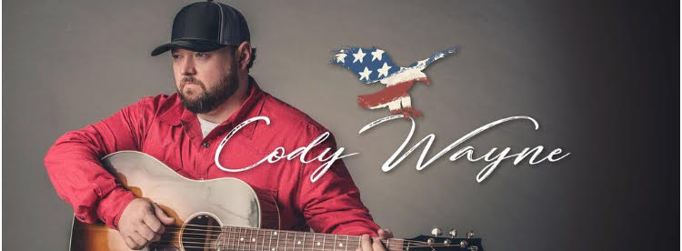Cody Wayne - deep country texas rootsCody is currently an entertainment staple in Texas and a well deserved respected artist throughout the country music industry. His current radio single, Good Ole Country Song is the first song released off his new, self-titled, debut album. The entire new album of original Cody Wayne music is due out January 2019.