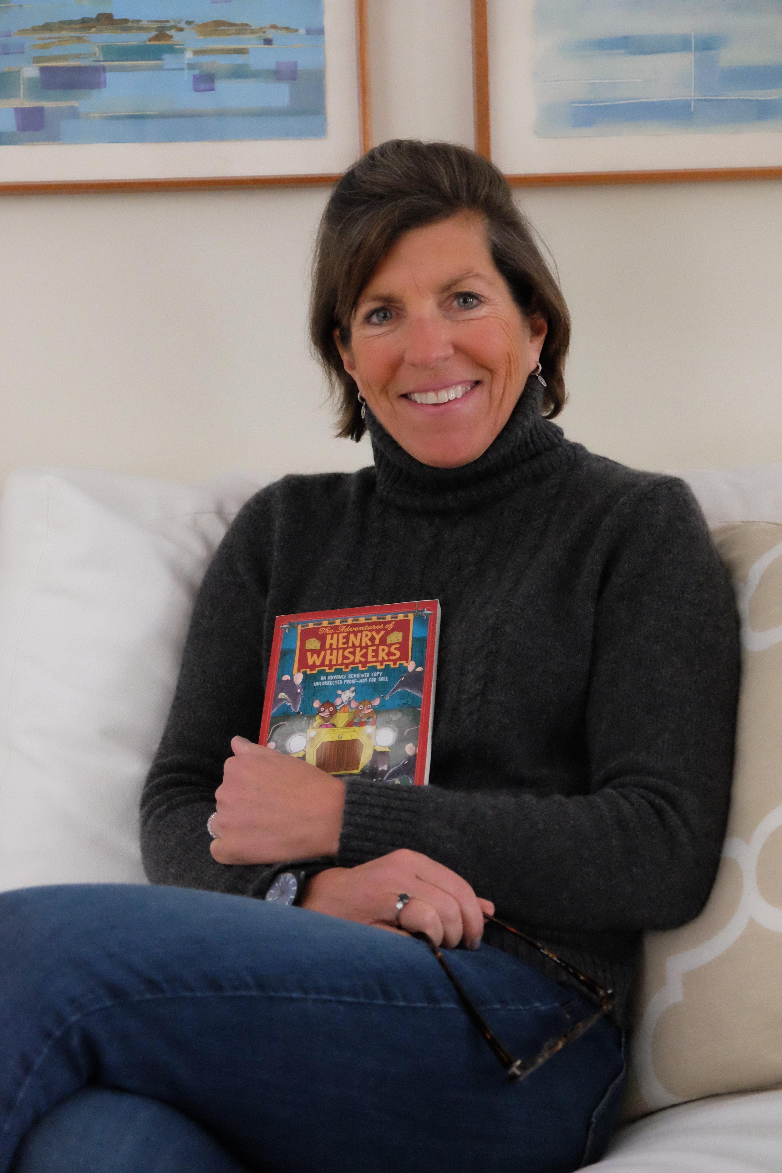 Author Photo Book One