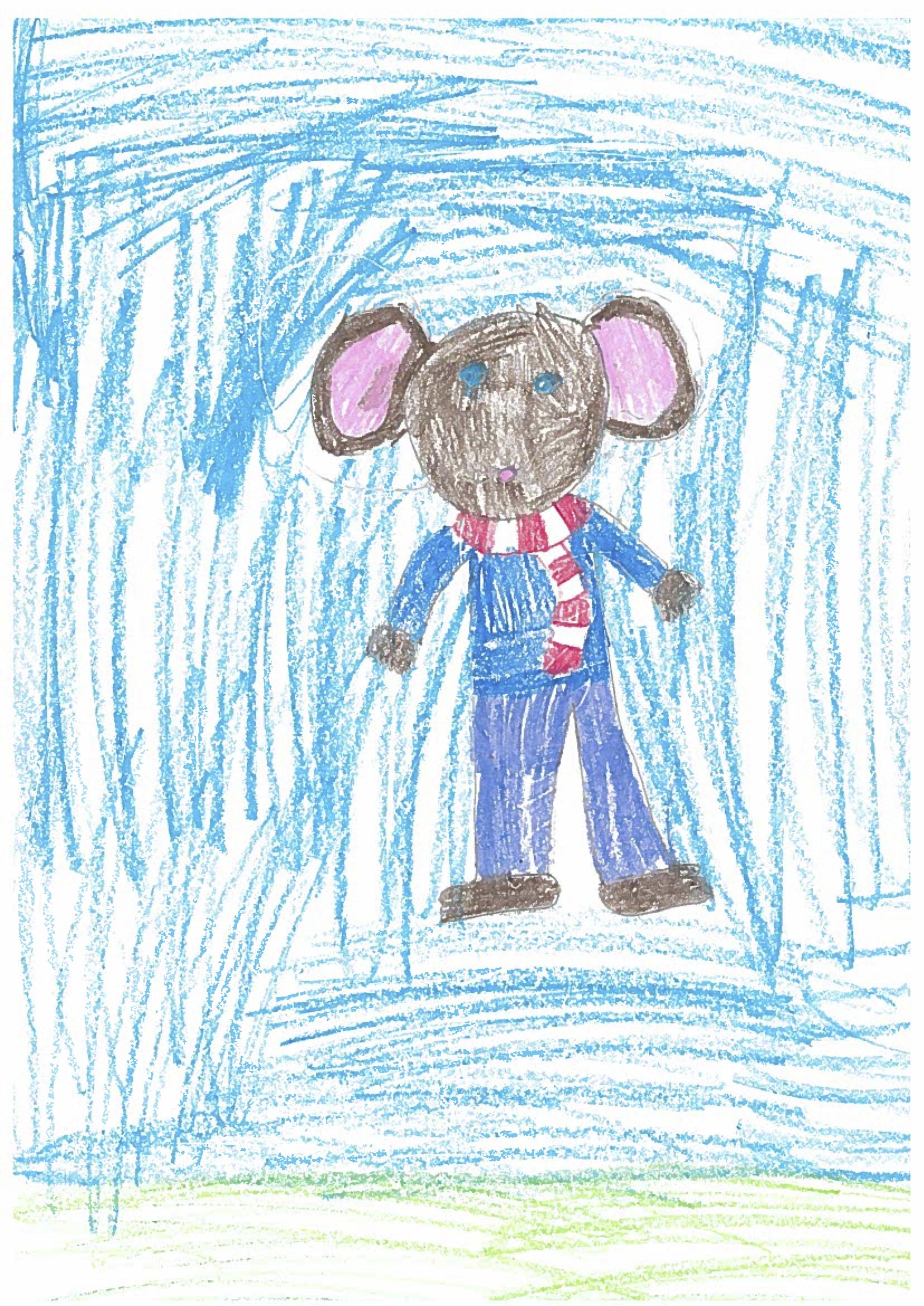 By Jordan, 2nd Grade