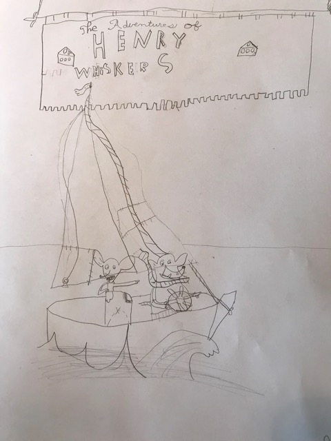 By John, 2nd Grade
