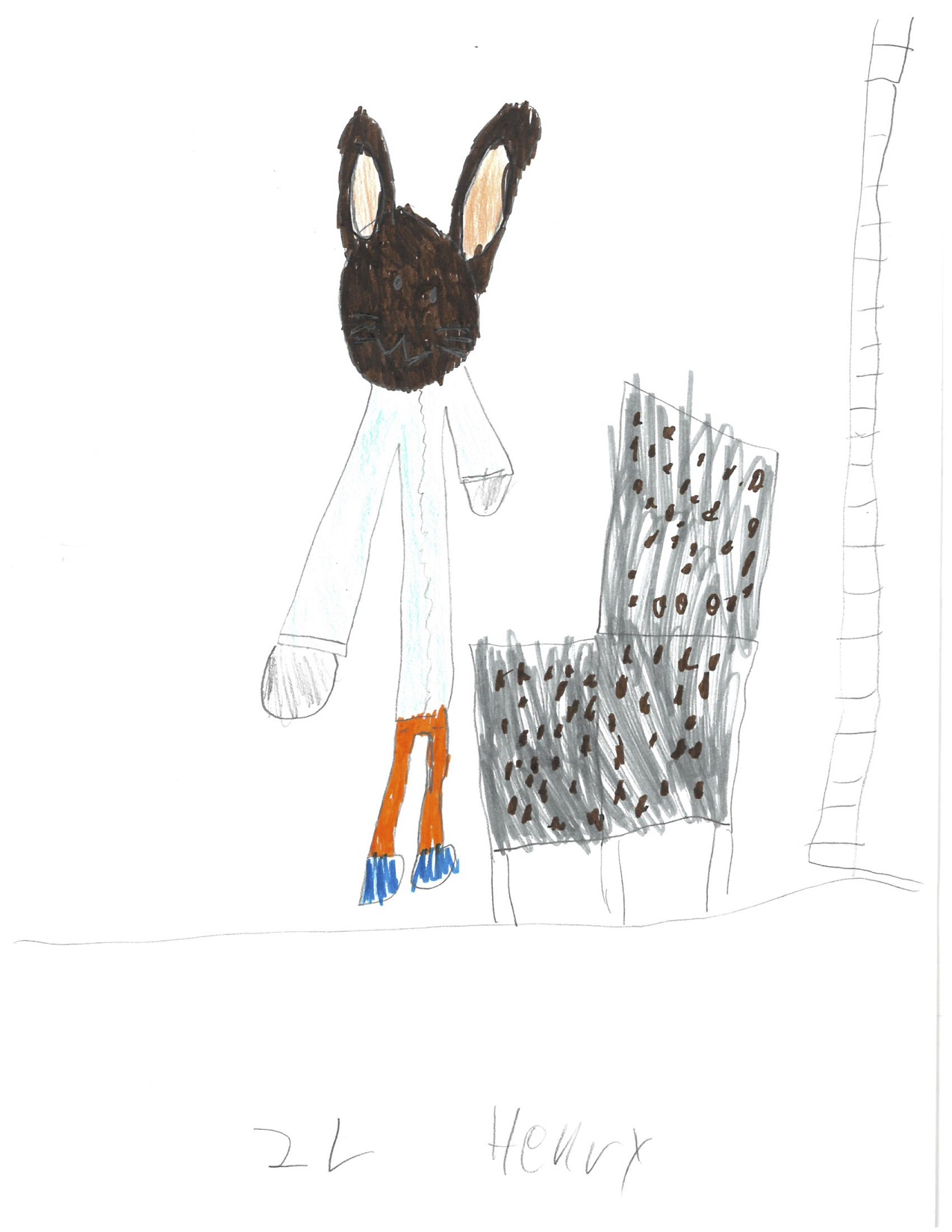 By Henry, 2nd Grade