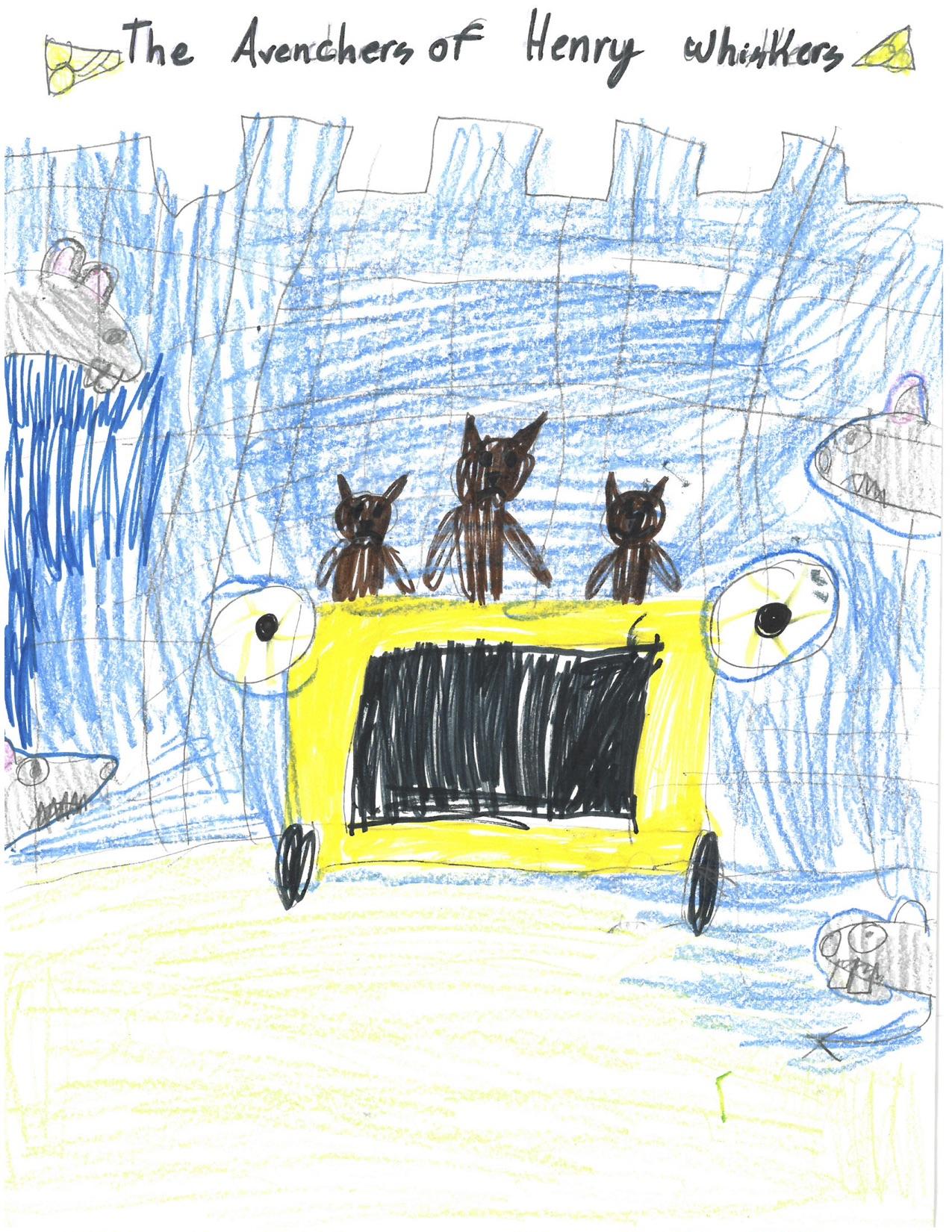 By Amanda, 2nd Grade