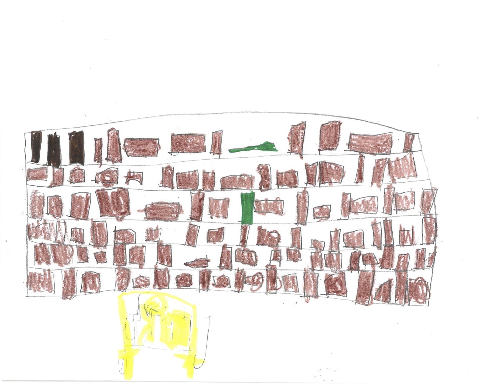 By Tyler, 2nd Grade