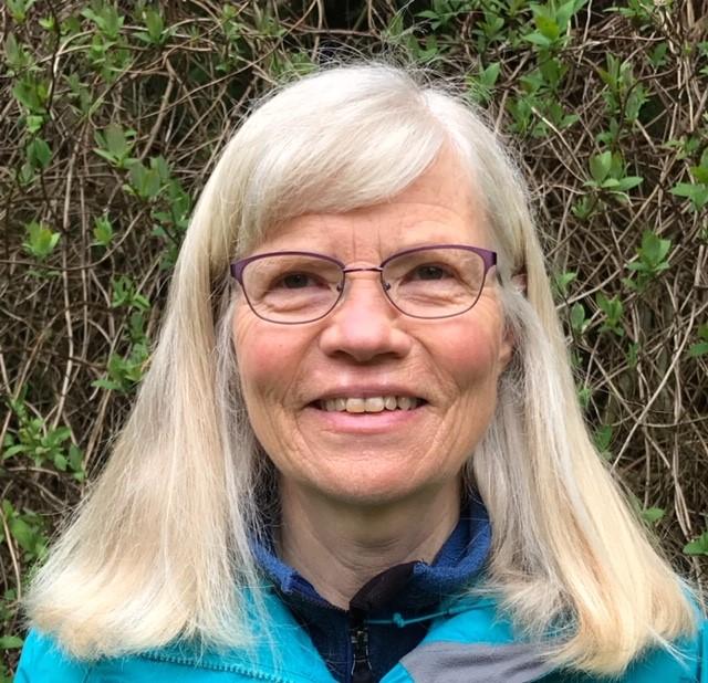Sue Parrott - Treasurer -  Email