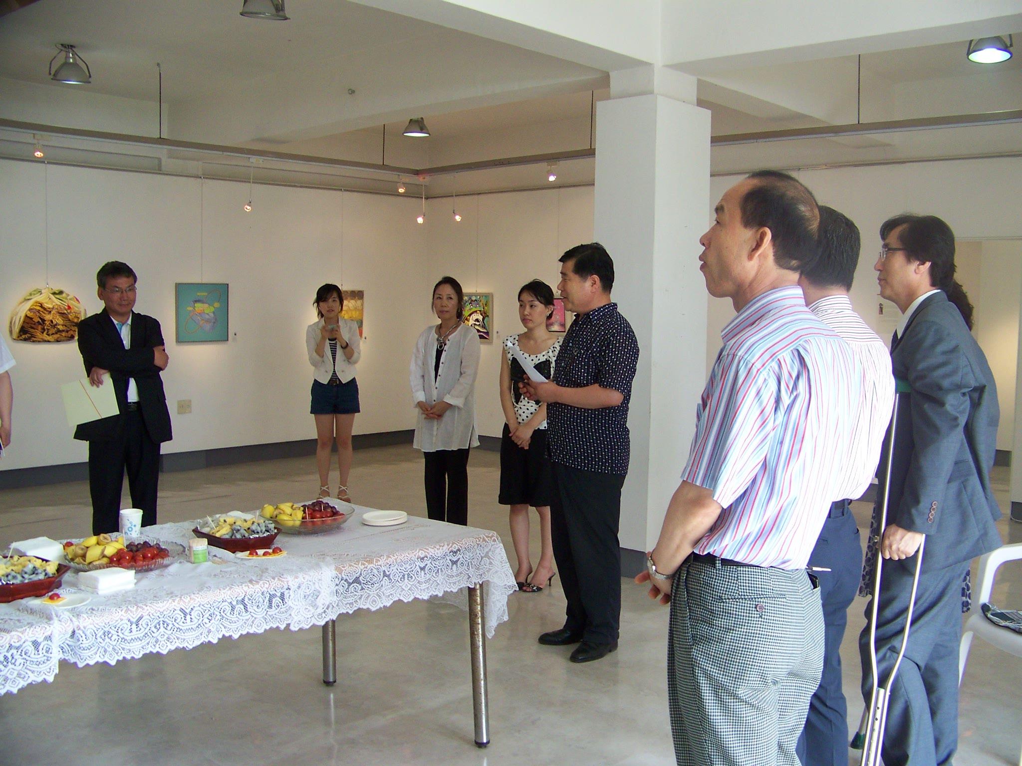 2009 Dae-san Art Museum, Changwon Korea_International Tour Show