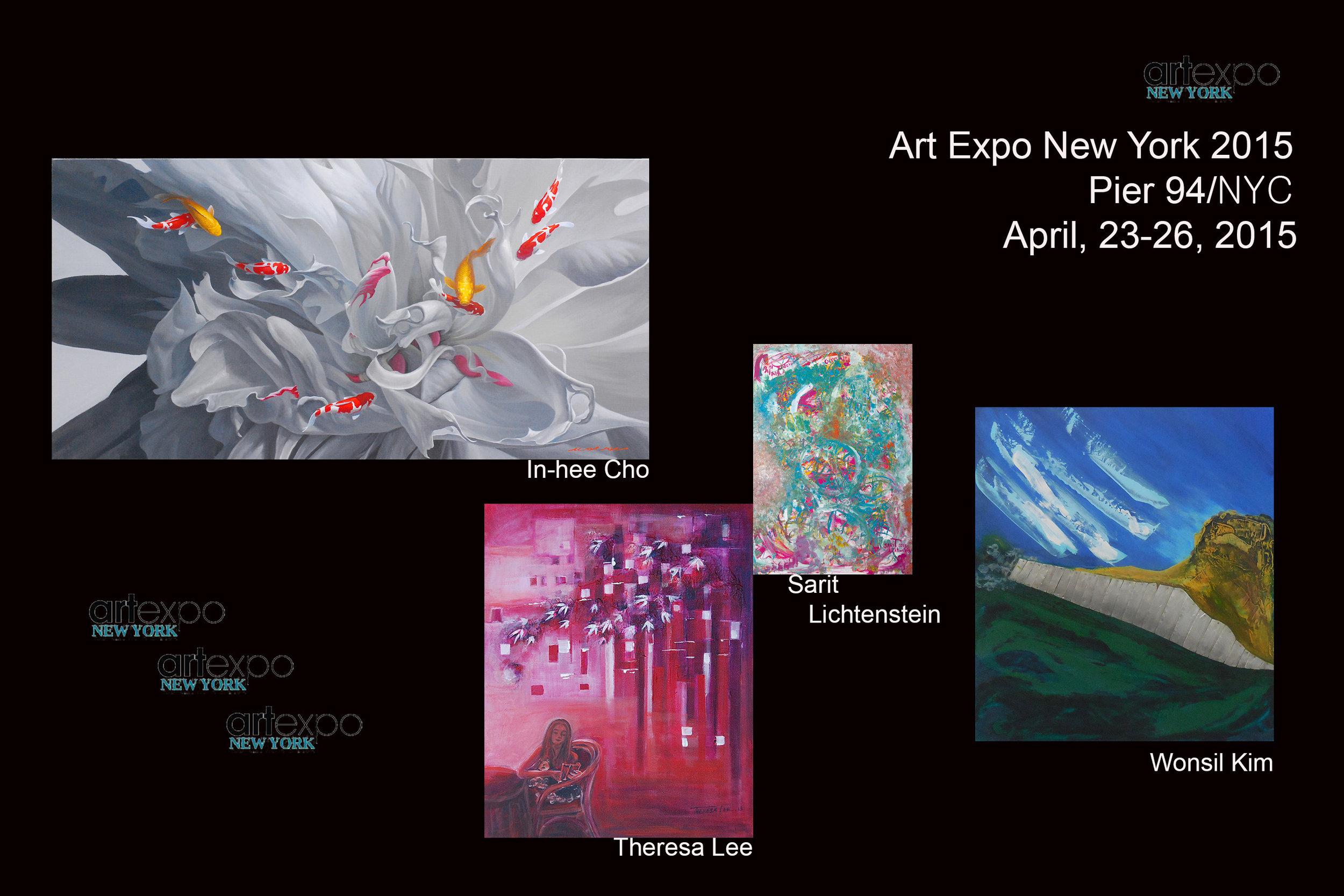 2015 Art EXPO NYC