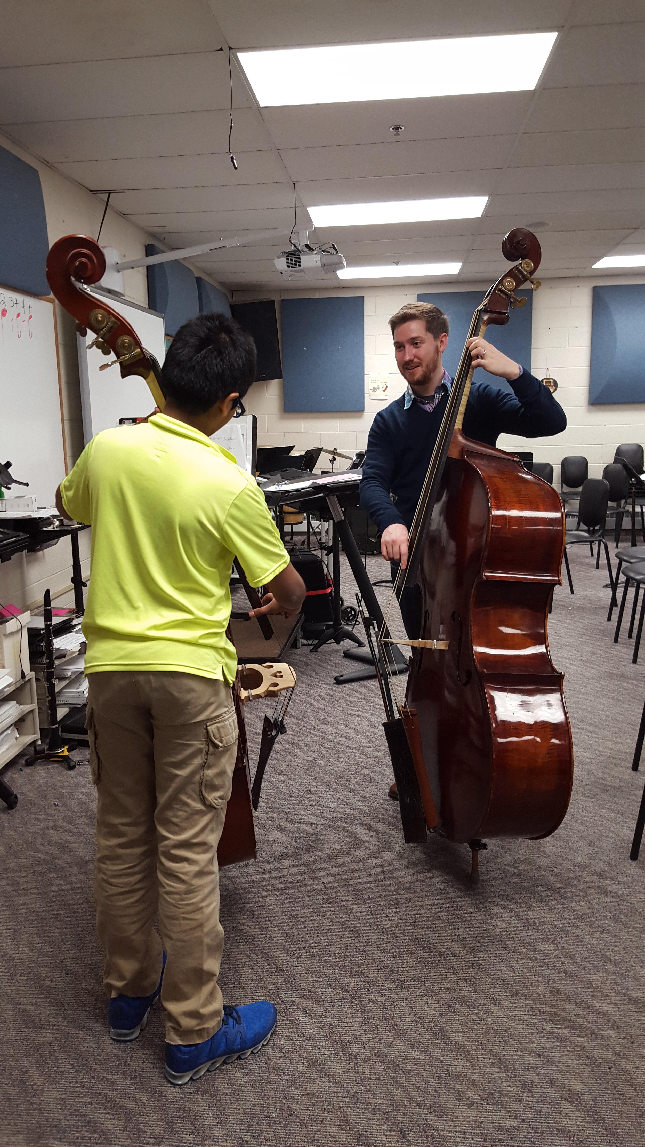Rob Bickley Jazz Educator