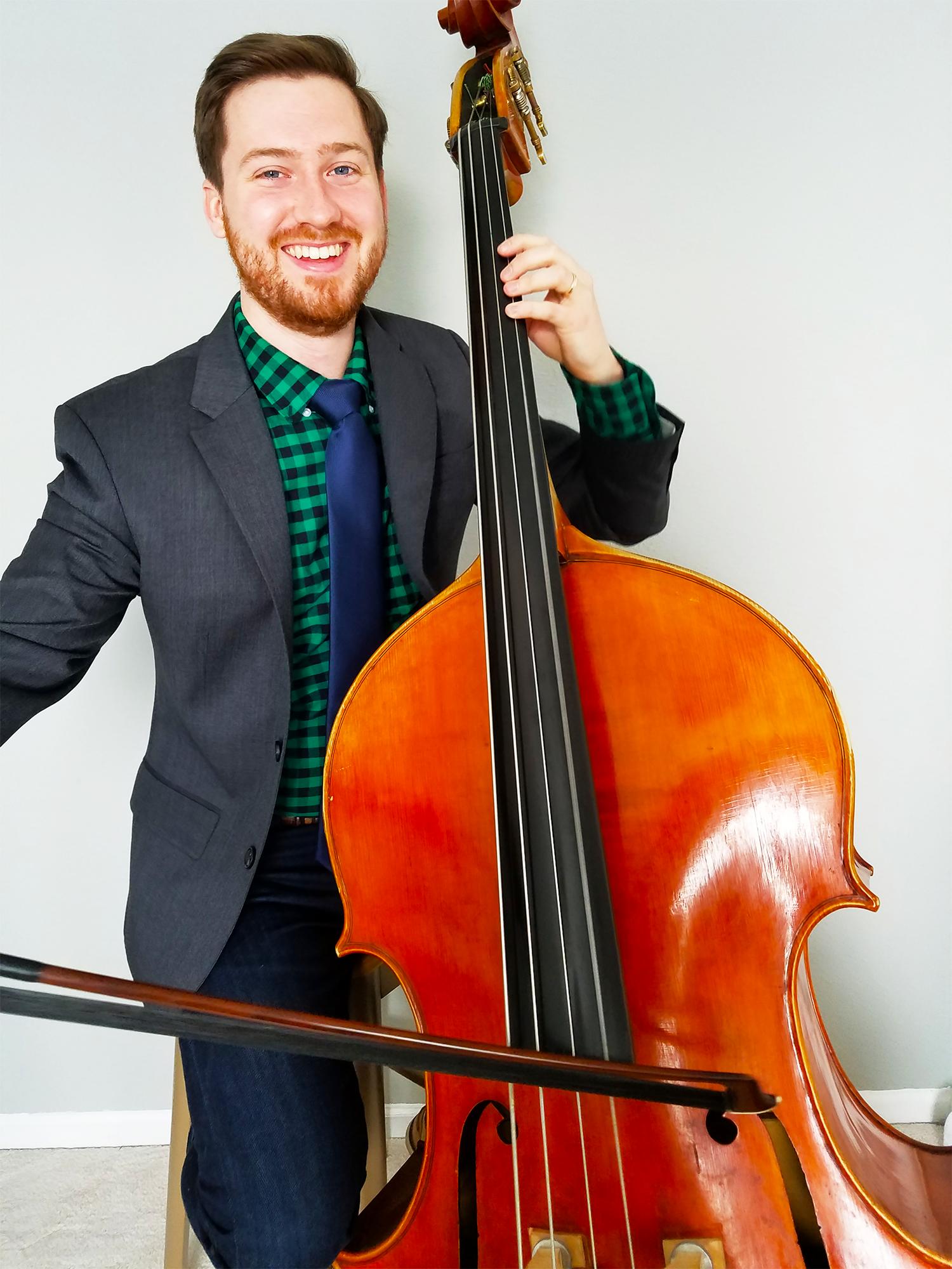 Rob Bickley Jazz Bass