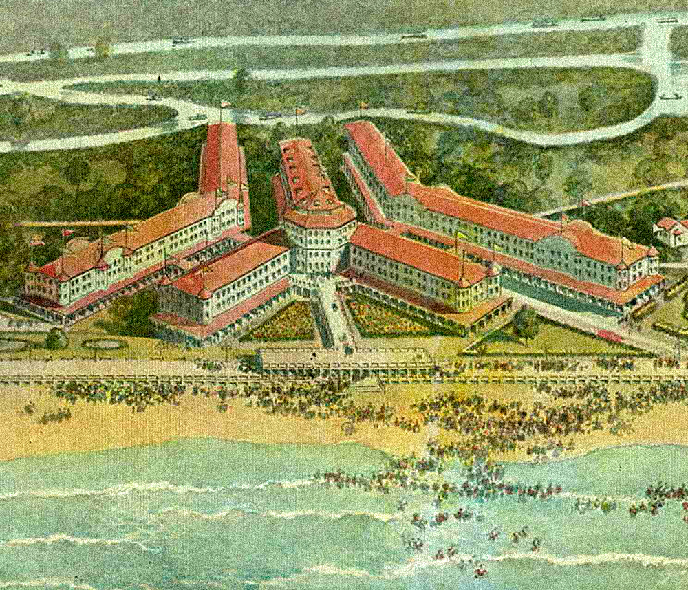 Hotel Breakers, 1907.
