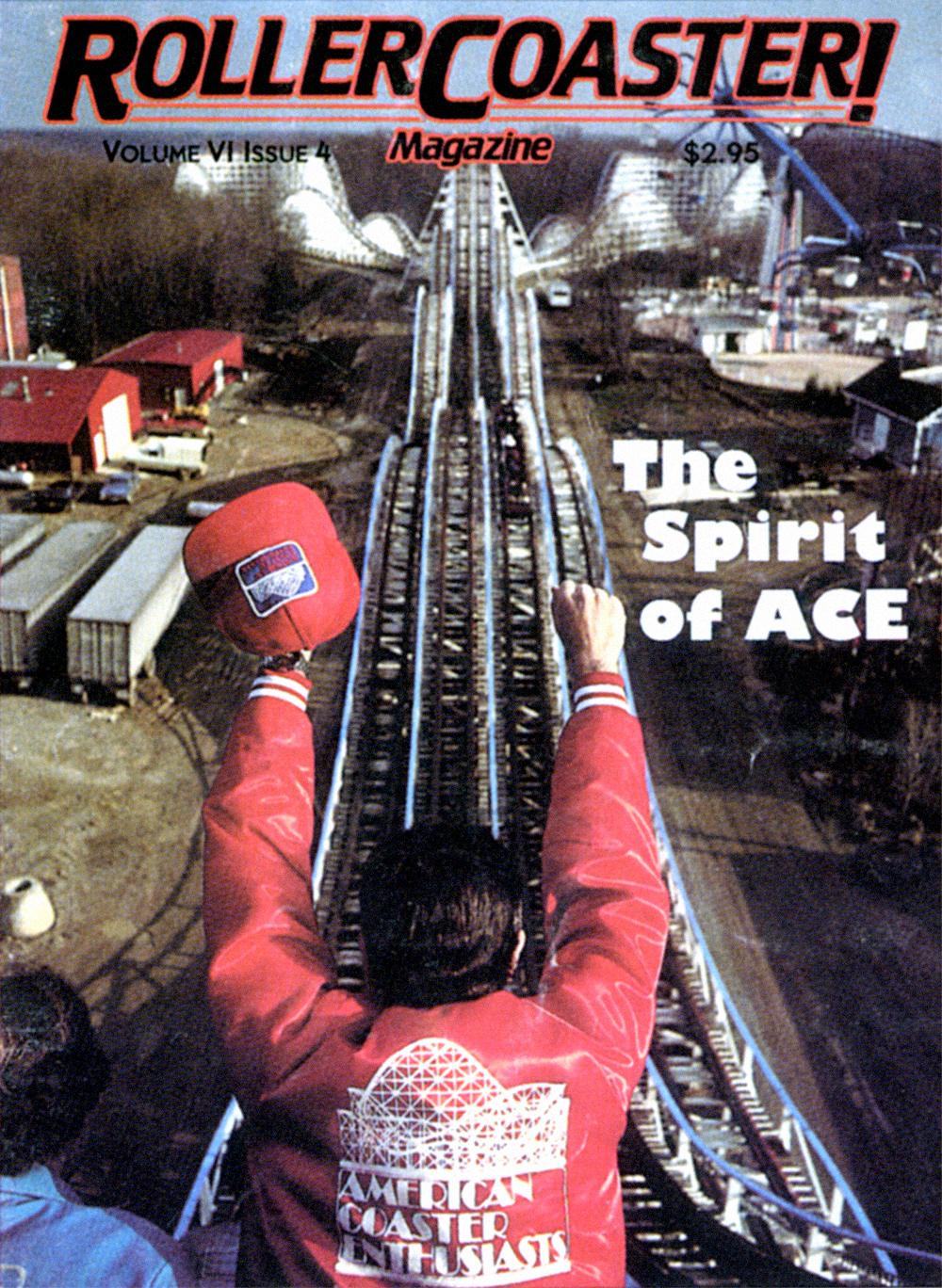 Rollercoaster!  quarterly, 1985.