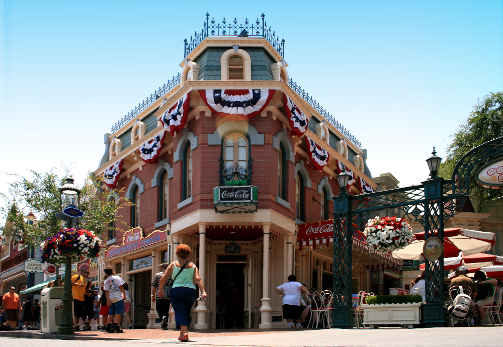 Disneyland, 2007.
