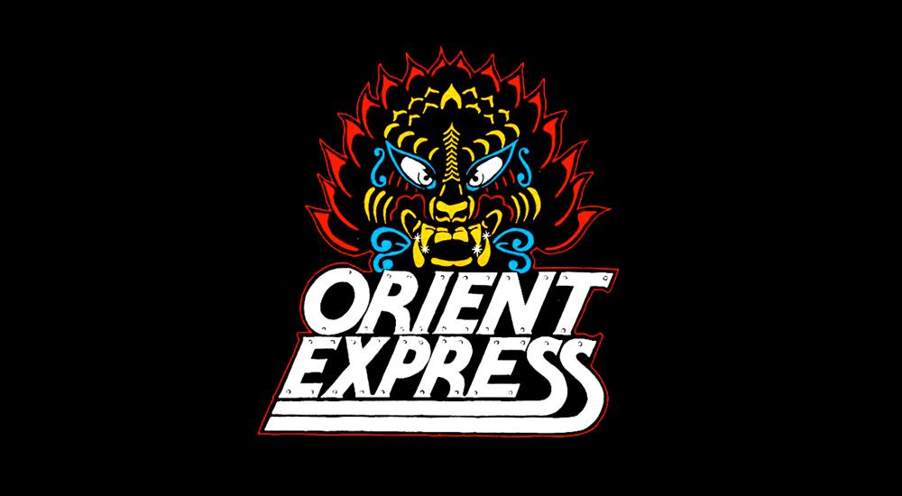 Orient Express  logomark.