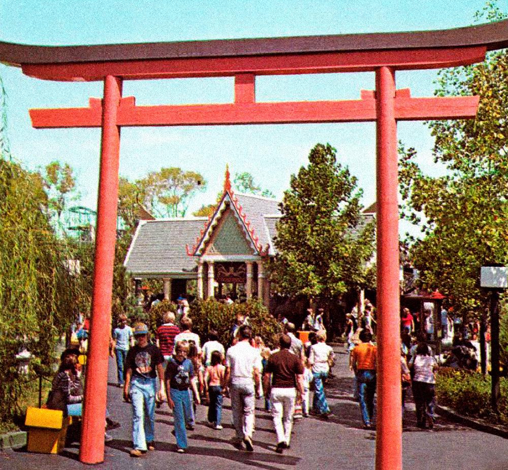 Original  Torii Gate  (1973–1999).