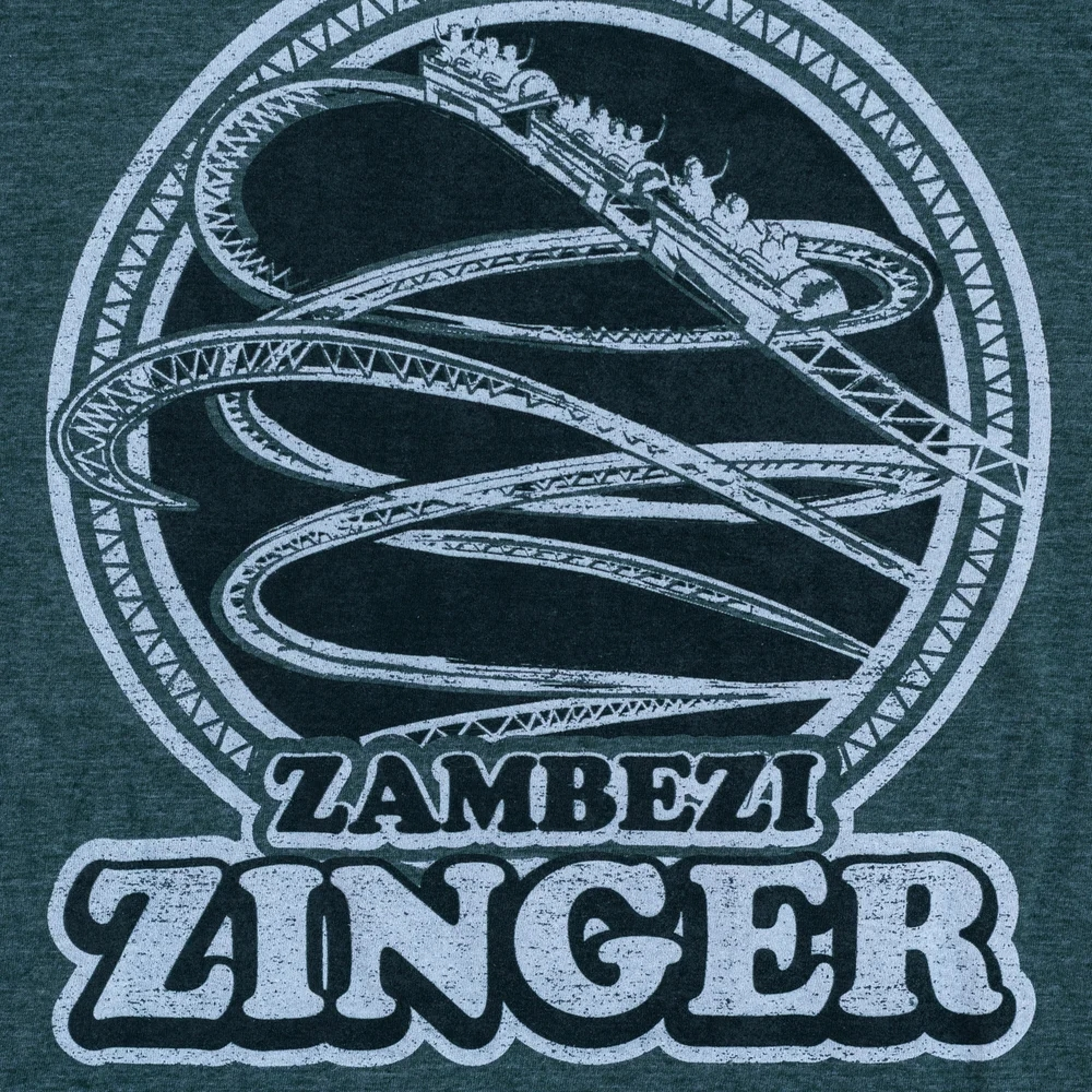 Zambezi Zinger  shirt by Kansas City retailer Loyalty KC.
