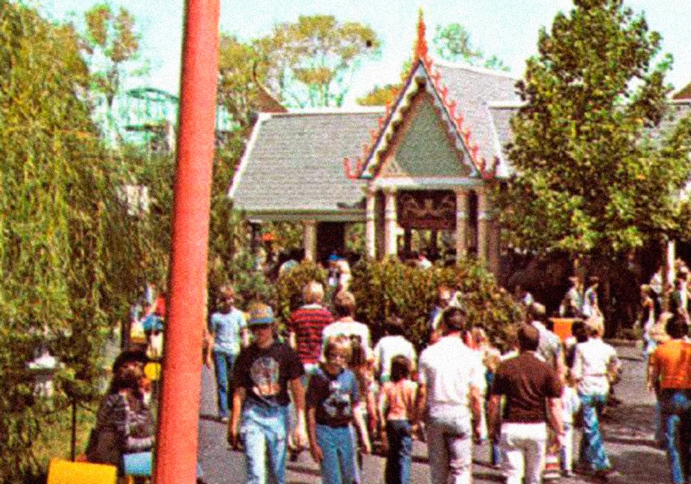 Orient  area in 1973.
