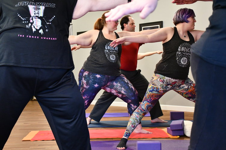 Full YogaQuests - Journey through full-length YogaQuests from a variety of fandoms including Harry Potter, Star Wars, Dr. Who and more!