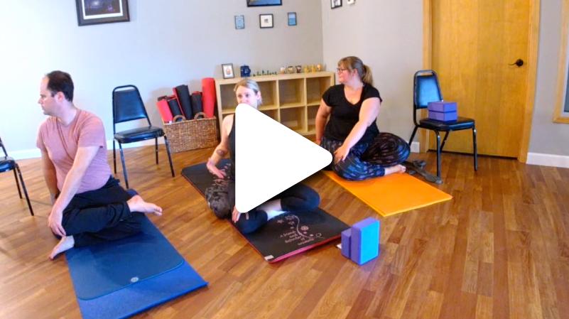 Mini Mission: Con Cool Down - Join Justine, Steve and Ani on a mellow cool down practice that's perfect for unwinding after your favorite con. 19 minutes.