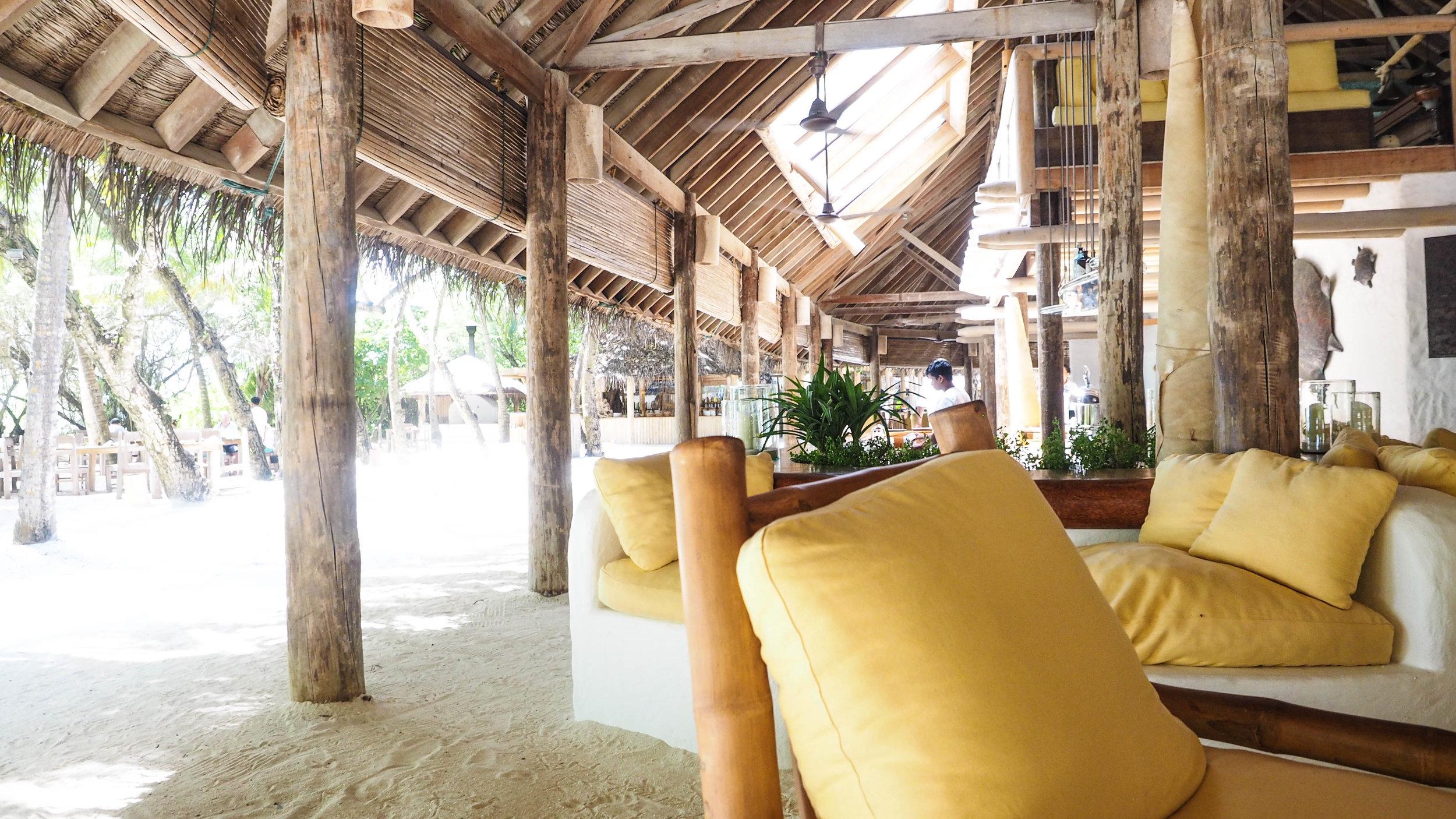 Photo:Ellen Burne (travellingtheworldsolo.com)Fushi Soneva,Maldives