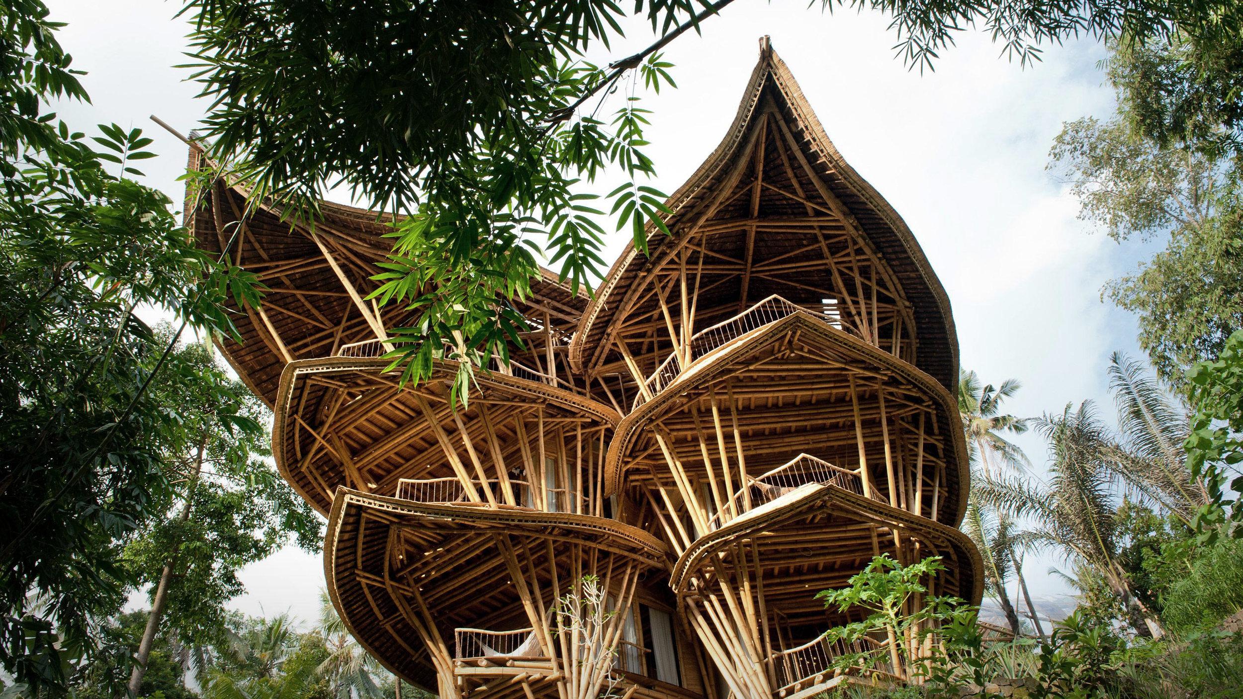 Photo: Green School Bali.
