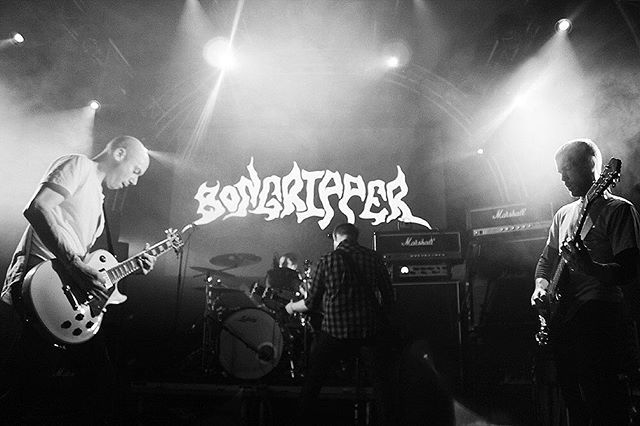 Got your tix to see @bongripperdoom at the Decemburger? We're just over a month away from their second-ever Denver appearance.  Ticket link in bio. . . #bongripper #thedecemburger #hidivedenver #southbroadway #denvermusic #doommetal