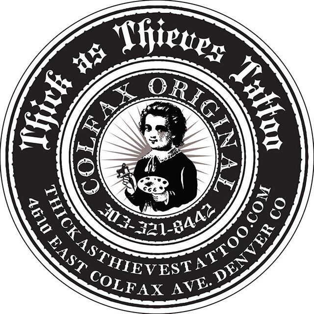 We have added FREE TATTOO TIME for the 1st and 2nd place finishers of the Decemburger's slider-eating contest courtesy of our official tattoo sponsor @thickasthievestattoo.  Sign up today, link in bio.  Updated prize packages: 1st place: - $100 cash - $100 tattoo time at Thick as Thieves tattoo shop - Framed print from Mike Pinto (Thick as Thieves) - The Decemburger trophy - Merch from performing bands - DUST Presents merch - Ritual of Sin Magazine framed print - TRVE Brewing merch  2nd place: - Merch package from bands / DUST - $50 tattoo time at Thick as Thieves - TRVE Brewing merch - Ritual of Sin Magazine framed print . . #dustpresents #bongripper #thickasthievestattoo #denvermusic #denvertattoo #competitiveeating #denverfood #denvermetal