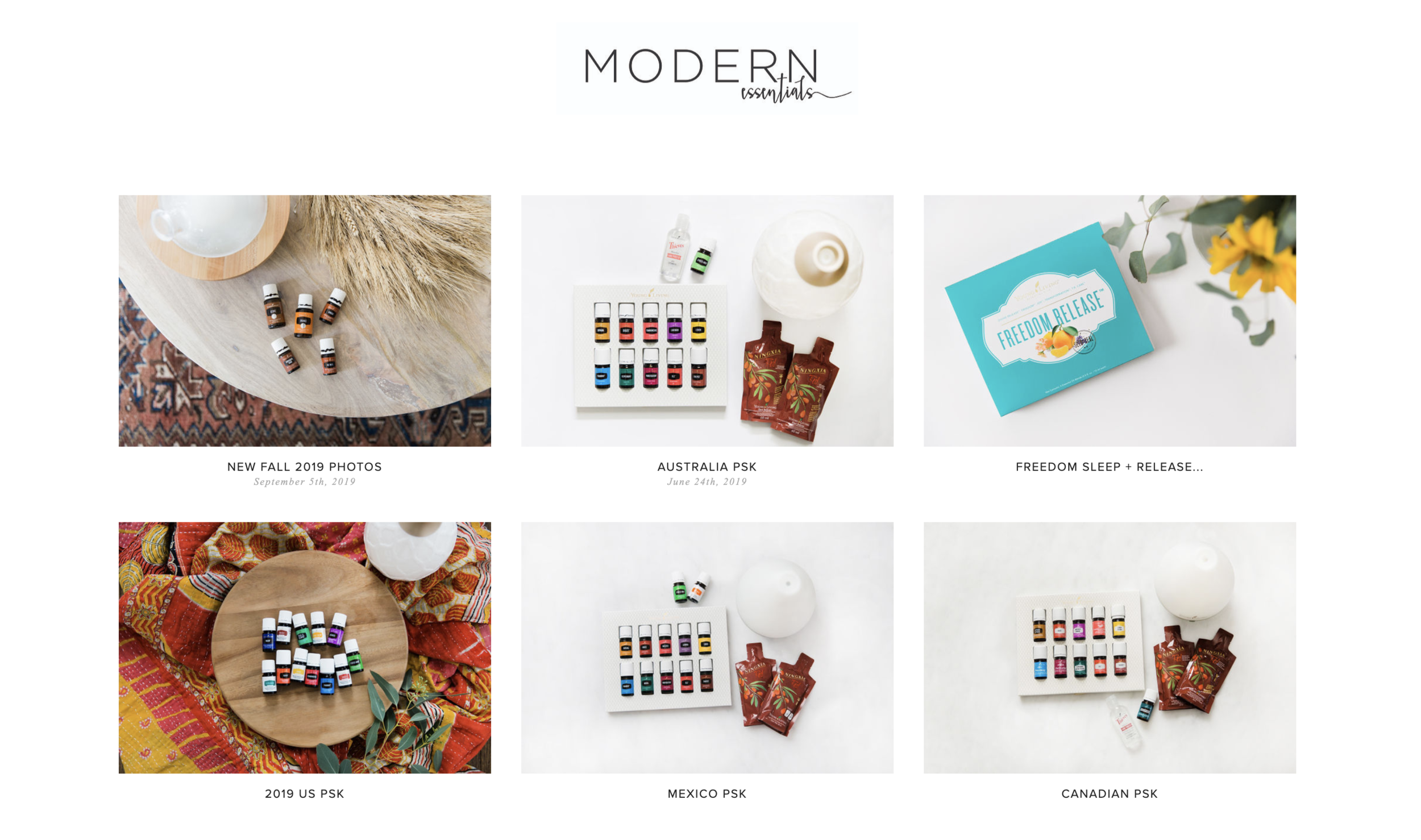 MODERN GRAPHIC + PHOTO COLLECTION - Access to modern graphics and photos for you to use!