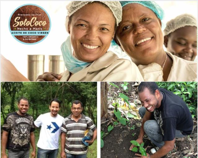 Apoyando la economía local - Little Island Honey obtiene los ingredientes de compañías locales siempre que sea posible. Incluyendo a El Chocal , una compañía local dirigida por mujeres dominicanas que producen cacao orgánico. Esta es una de las mejores fuentes de cacao en el mundo! Este es el chocolate usado para infundir nuestra miel SIN PROCESAR.Además, nos asociamos con compañías socialmente responsables, como Solo Coco , así apoyamos a nuestra comunidad local.
