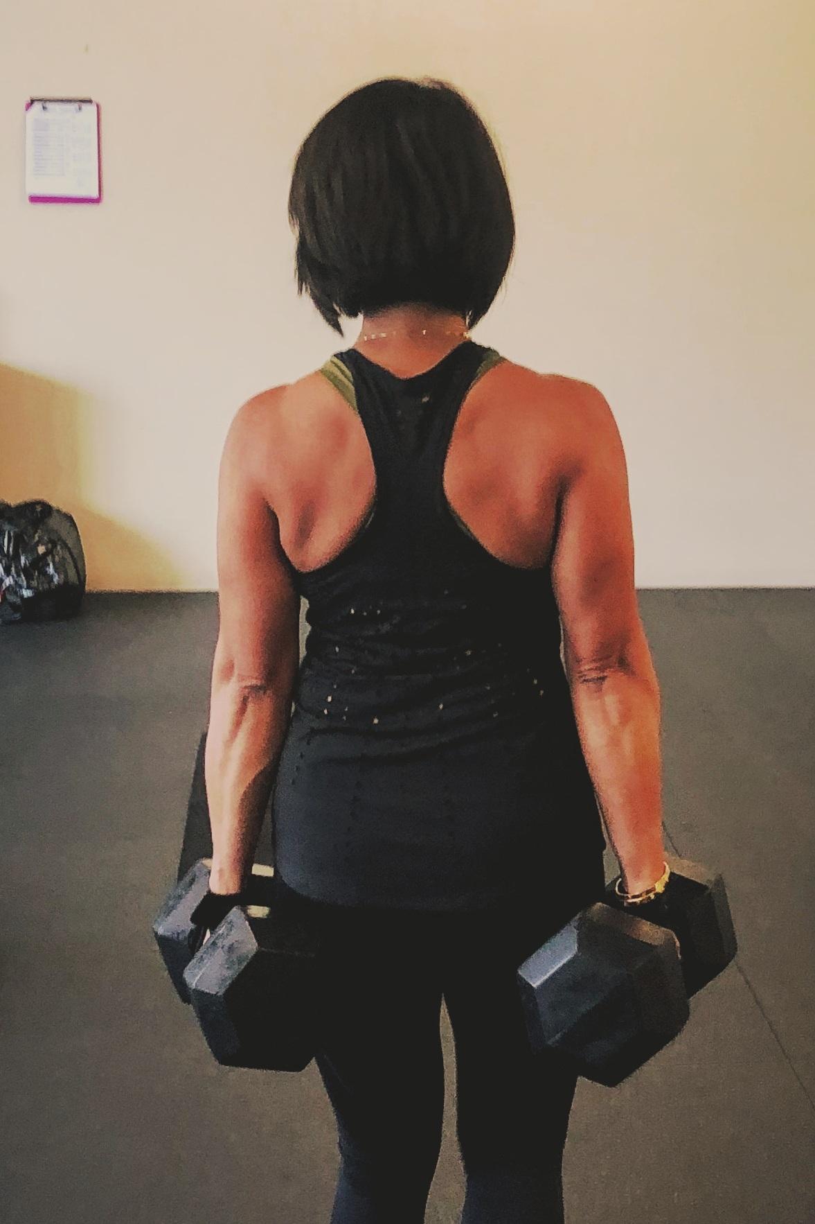 Strength feels good - 30 day money back guarantee