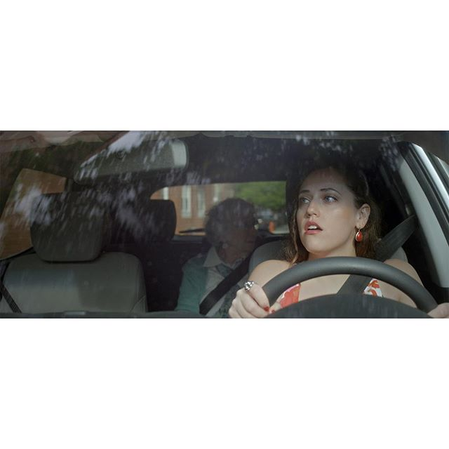 Samantha Glovin as Chelsea in Hitched, releasing this Friday 8/31. . . . . #femalefilmmakers #nycfilmmakers #countdownfilm #cinematic #carmount #redcinema #reddigitalcinema #shortfilms #cinema