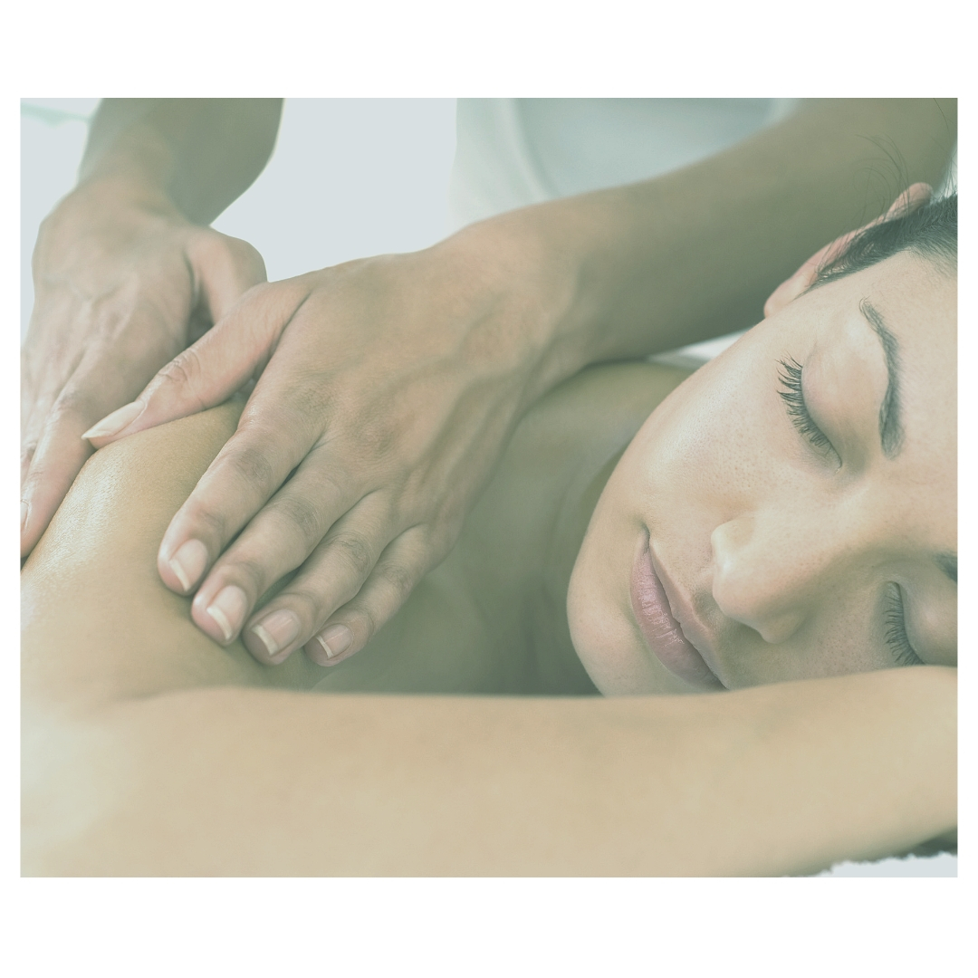 For three weeks, study participants received a ten minute back massage.