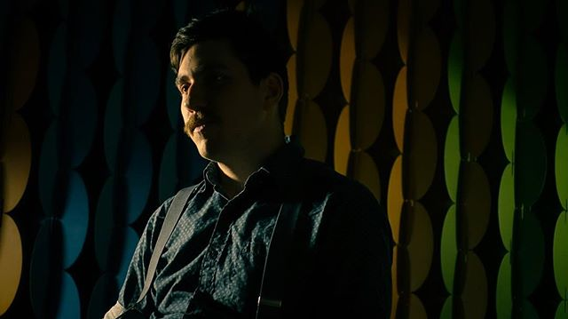 Remembering some dramatic lighting from a scene earlier this year. 2019 is almost here what are your resolutions? . . . . #filmmaking #independentfilm #drama #dramaticlighting #sonyrx100v #farsidekey #shortside #interview