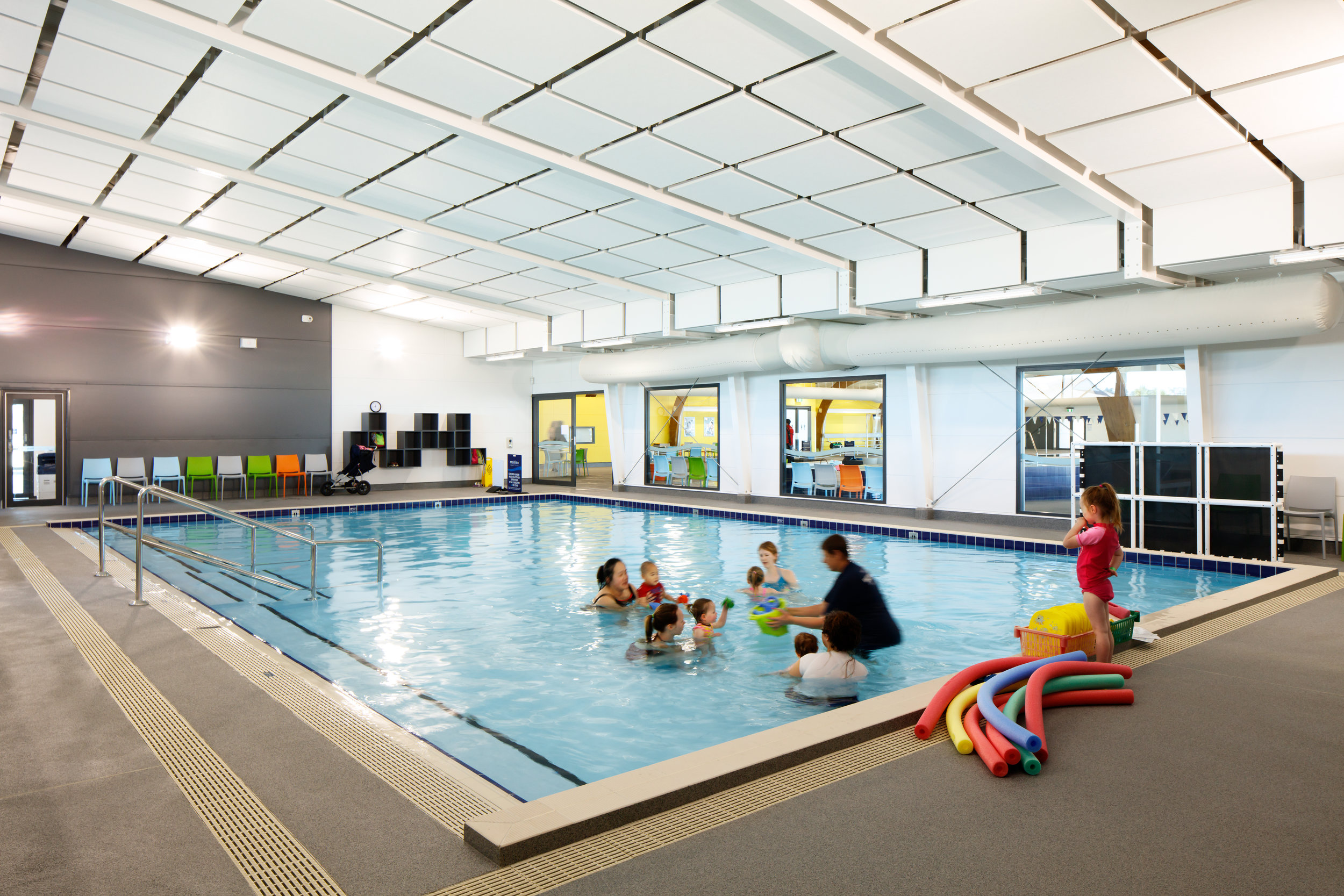 Makino Aquatic Centre, Feilding