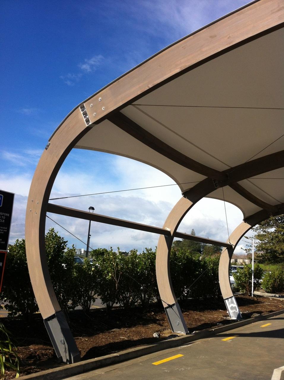 Auckland International Airport Park & Ride, Auckland*
