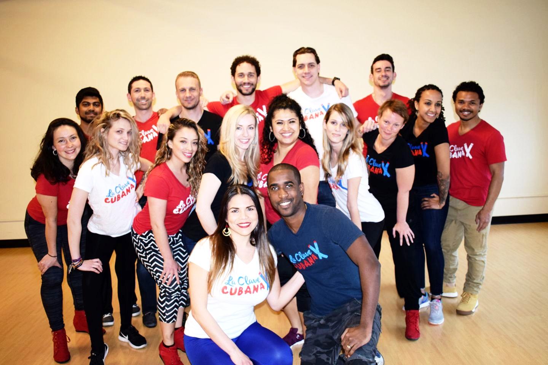 la clave cubana performance team