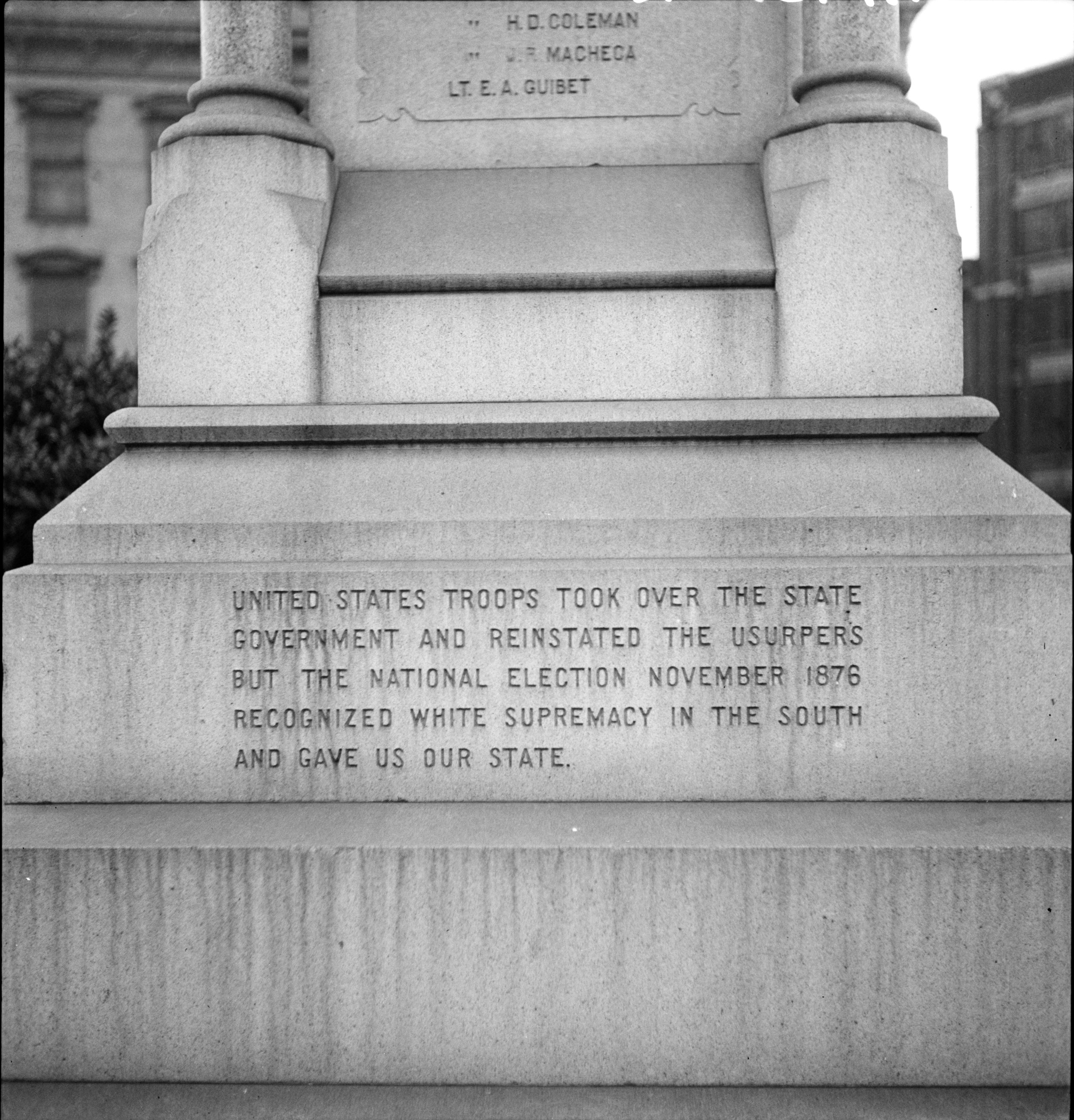 One_side_of_the_monument_erected_to_race_prejudice_New_Orleans_Louisiana_1936.jpg