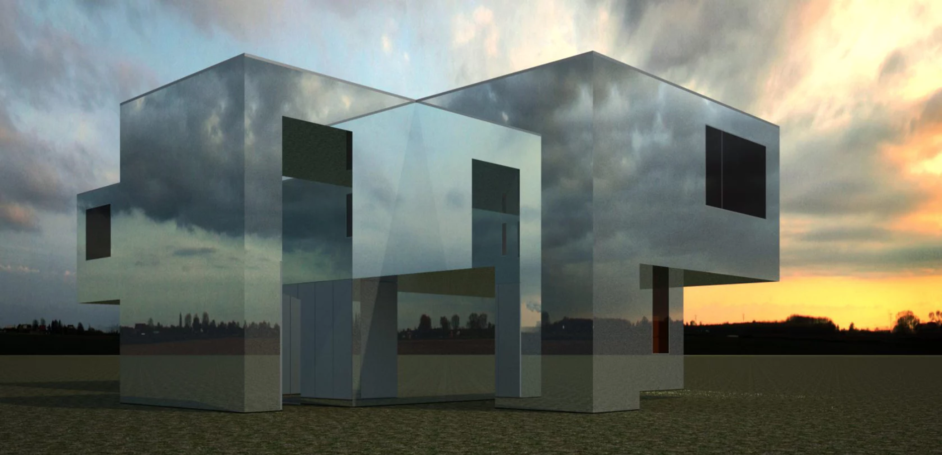 """Fig. 4: Pedro Joel Costa. AIA 2009 Committee on Design Ideas Competition (COD) The Rachel Raymond House - """"Listening to the Past, Looking to the Future: A House for Today."""""""