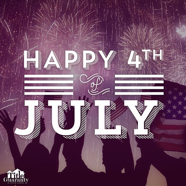 Happy 4th of July everyone! Have fun and be safe! - - - - #realestate #realestateinvesting #realestate #miamirealestate #realestateinvesting #realestate #miamirealestate #luxuryhomes #expensivehomes #investor #westonproperties #decor #design #miami #investment #justlisted #justsold #newhomes #miamihomes #motivation #realtors #brokers #newlisting #titlecompany #realestate #miamirealestate #luxuryhomes #investor