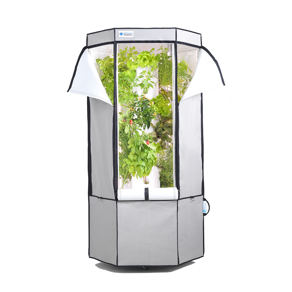 Aerospring Indoor with Aerospring Standard - 9 sections, 27 plants$1499 SGD