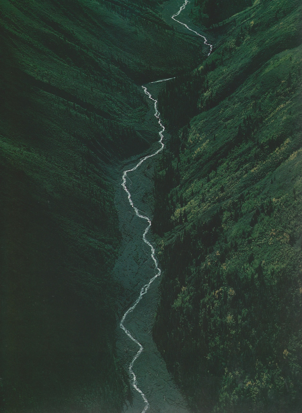 retrospectia :     Mountains of Canada, 1984