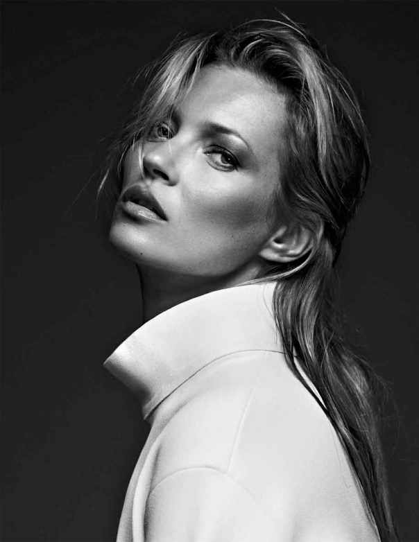 d-o-l-c-e :      Publication: Zoo Magazine Fall Winter 2013-2014 Model: Kate Moss Photographer:  Bryan Adams