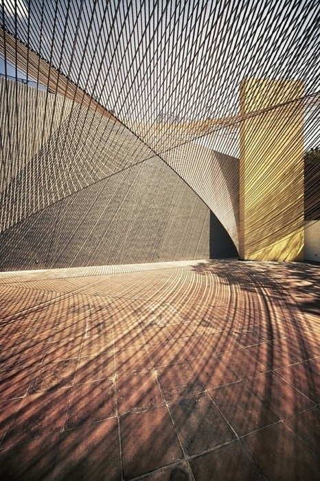 designed-for-life :     Eco Pavilion 2011 by MMX