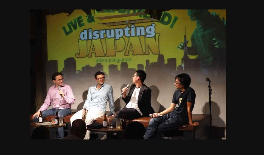 Disrupting Japan Podcast on Danpape.og Image for Blog Post.jpg