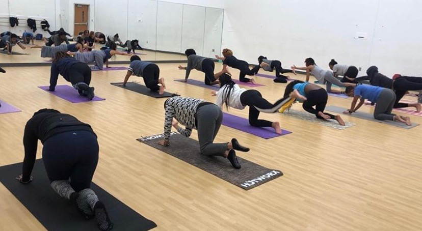 If you are in Indianapolis, In, Her Glow Up Yoga series with Founder Kenyari Keith is an AMAZING experience of sisterhood and divine femininity on and off the mat. This 4 week series gives you and your girls designated time for self care and elevation. Follow @yari_yoga and sign up with your friends!