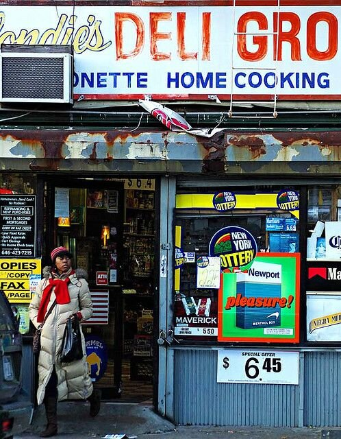 """Do you call your local small grocery a bodega or the """"corner store""""?"""