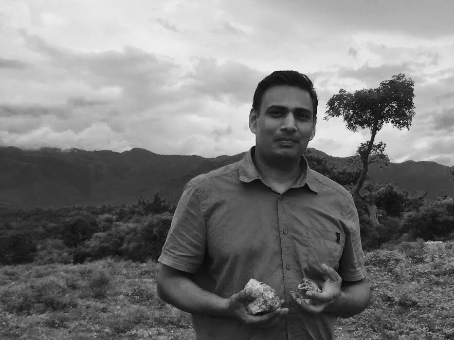 Unearthing India's treasure chest of rocks and fossils with Pranay Lal