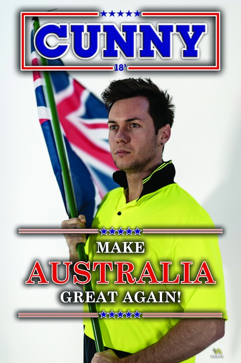 - CUNNY '18 - Make Australia Great Again!Connor produced and edited promotional sketches for comic Josh Wade's 2018 national stand up tour. The sketches were uploaded across Josh's social media channels to over one million people.